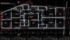 Thiết kế kết cấu chung cư mini 9 tầng – Cầu Giấy